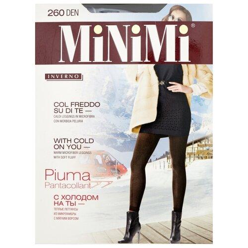 Леггинсы MiNiMi Pantacollant Piuma 260 den, размер 2-S/M, nero (черный)