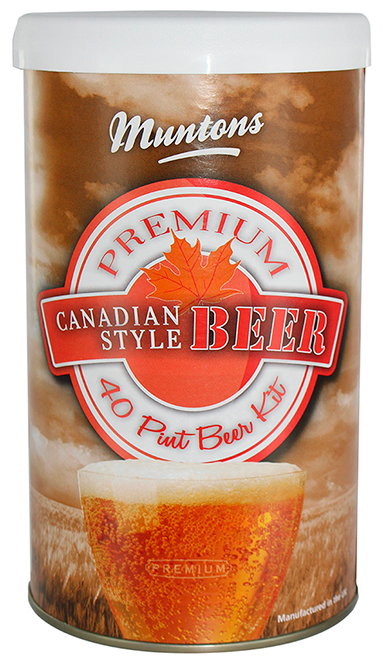 Muntons Canadian Style Beer 1500 г