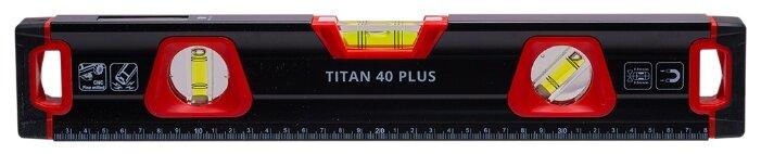 Уровень брусковый 3 глаз. ADA instruments Titan 40 Plus 40 см