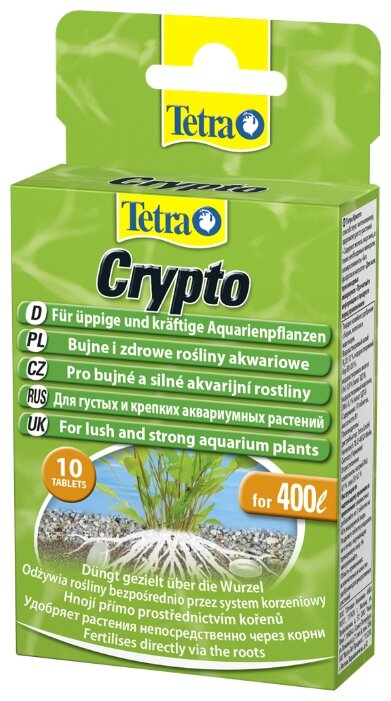 Tetra Crypto удобрение для растений