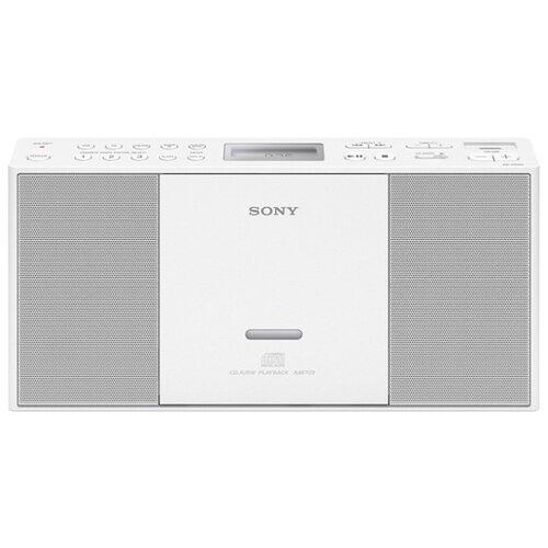 Магнитола Sony ZS-PE60 белый