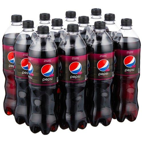 Газированный напиток Pepsi Wild Cherry, 1 л, 12 шт.