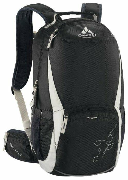 Рюкзак VAUDE Roomy 17+3 black