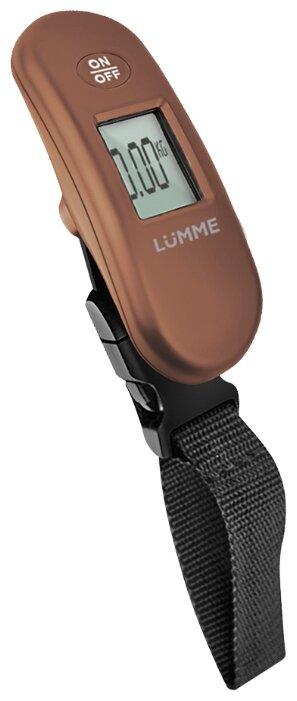 Электронный безмен Lumme LU-1330, бронзовый