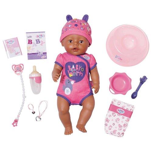 Купить Интерактивная кукла Zapf Creation Baby Born 43 см 824-382, Куклы и пупсы