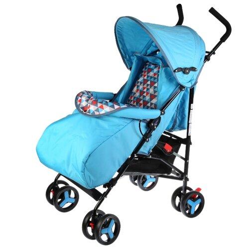 Фото - Прогулочная коляска Bimbo Angel F голубой коляска прогулочная bimbo 263317 263317 серый