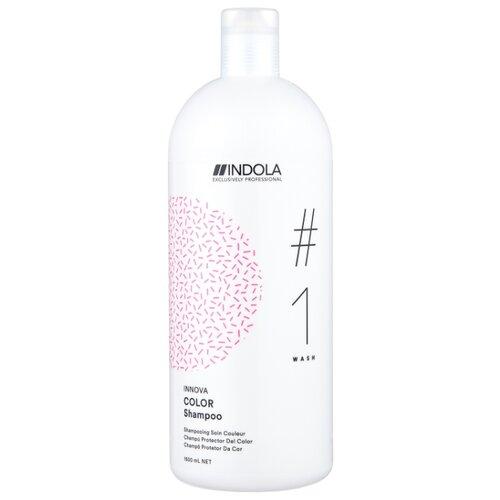 Купить Indola шампунь Innova Color, 1.5 л