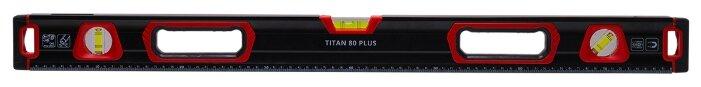 Уровень брусковый 3 глаз. ADA instruments Titan 80 Plus 80 см
