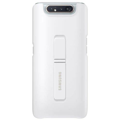 Чехол Samsung EF-PA805 для Samsung Galaxy A80 белый