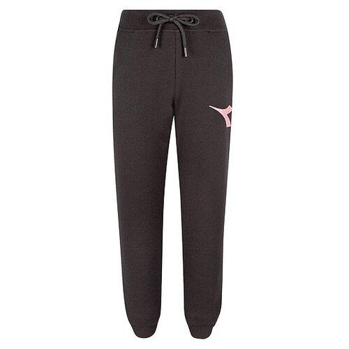 Спортивные брюки Diadora размер 128, черный