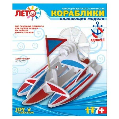 Купить Сборная модель LORI Аэроглиссер (Кр-005), Сборные модели