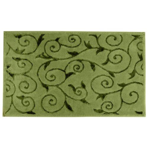 цена на Коврик Arya Sarmasik F0090871, 70х120 см зеленый