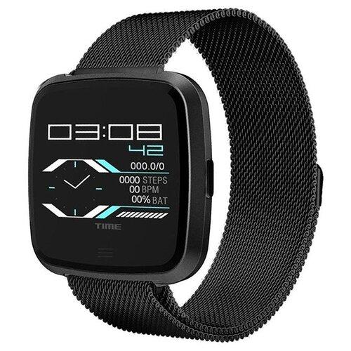 Умные часы GSMIN SW19s, черный