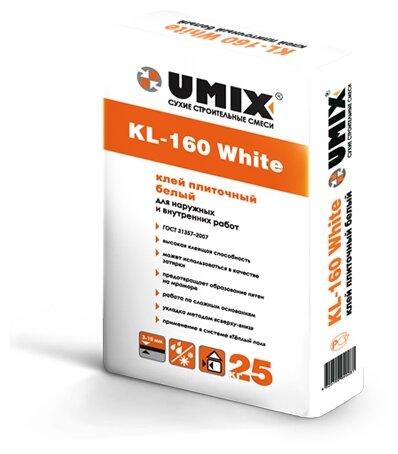 Клей Umix KL-160 White 25 кг
