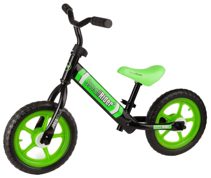 Беговел Small Rider Tornado 2 green