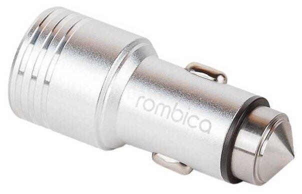 Автомобильная зарядка Rombica Auto MC04