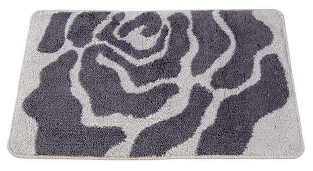 Комплект ковриков Milardo 340PA68M13, 50х80 см, 50х50 см бежевый