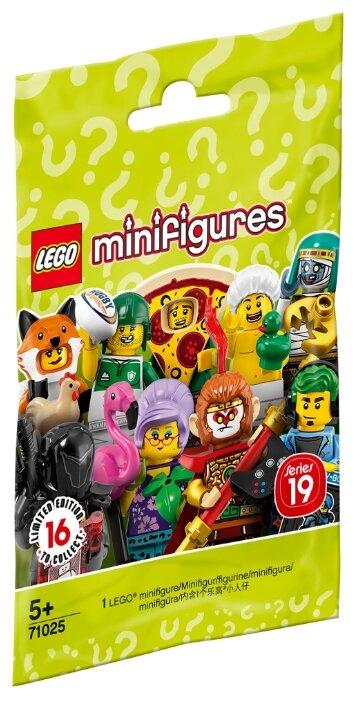 LEGO Collectable Minifigures 71025 Серия 19
