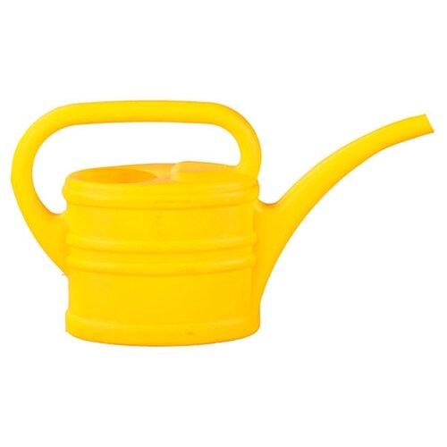 Лейка Альтернатива М167 0.5 л желтый бидон альтернатива медок цвет прозрачный желтый 3 л