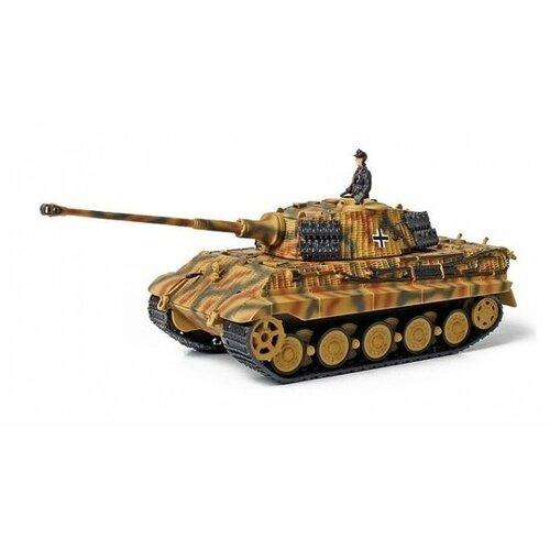 Купить Сборная модель Моделист Тяжелый танк Кингтигр с двумя фигурами и металлическими деталями (303565) 1:35, Сборные модели
