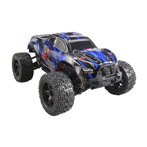 Монстр-трак Remo Hobby M-Max (RH1035) 1:10 44.5 см синий/черный цена 2017