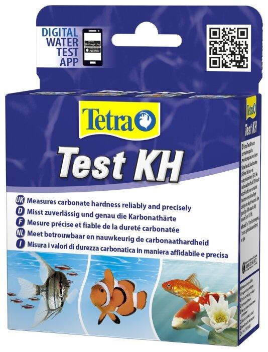Tetra Test KH тесты для аквариумной воды