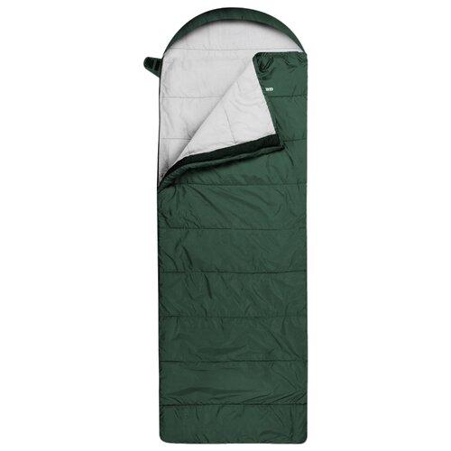 Спальный мешок TRIMM Viper 185 olive с правой стороны