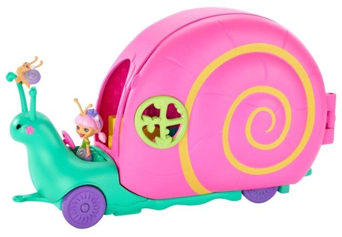 Mattel Enchantimals - Домик улитки GCT42