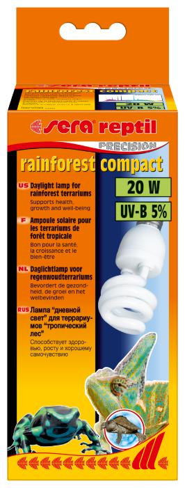 Лампа 20 Вт Sera Rainforest Compact (32020)