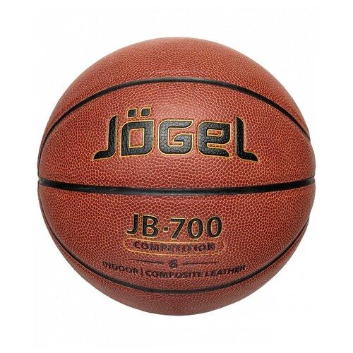 Баскетбольный мяч Jogel JB-700 №6, р. 6 коричневый