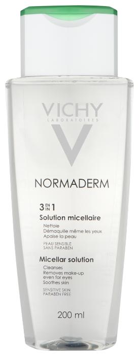 Vichy Normaderm Мицеллярный лосьон для снятия макияжа