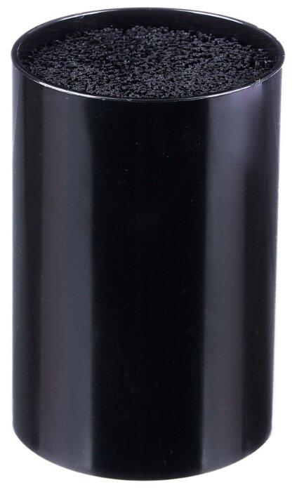 Купить Satoshi Kitchenware Подставка круглая D9х14 см черный по низкой цене с доставкой из Яндекс.Маркета (бывший Беру)