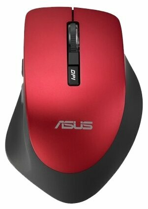 Мышь ASUS WT425 Red USB