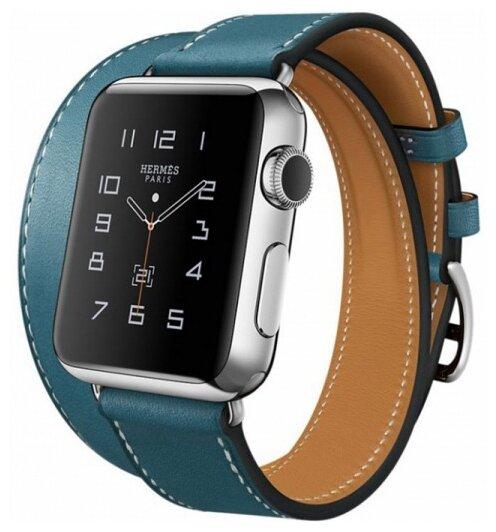Hoco Ремешок Art Series Platinum Leather для Apple Watch 42 мм
