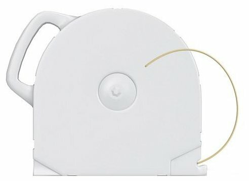 ABS пруток 3D Systems CubeX 1.75 мм бежевый