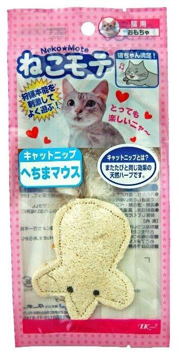 Игрушка для кошек Japan Premium Pet Мышка с кошачьей мятой