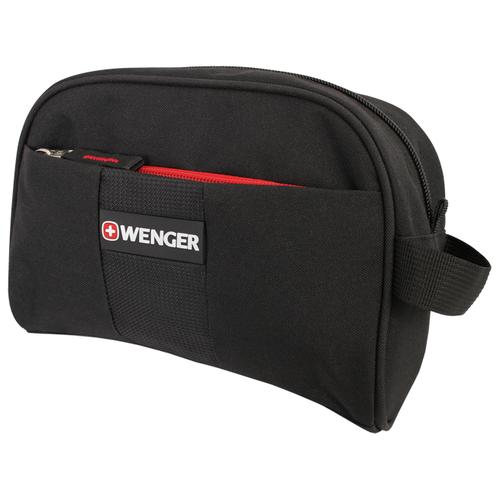 Несессер WENGER 20 х 7 х 16 (608508), черный фото