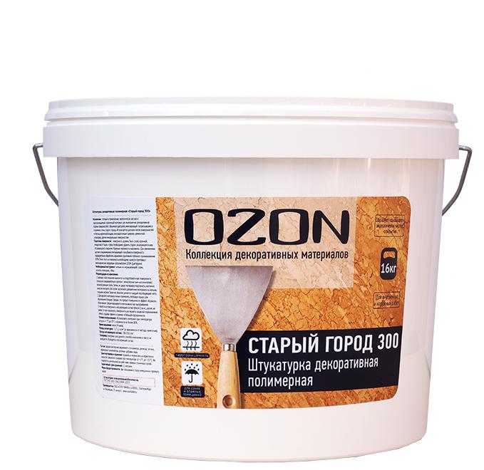 Декоративное покрытие OZON СТАРЫЙ ГОРОД 300