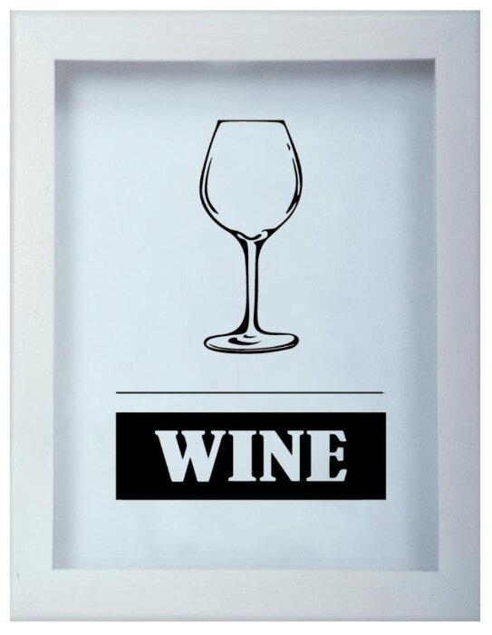 Копилка для винных пробок Дубравия KD-022-106