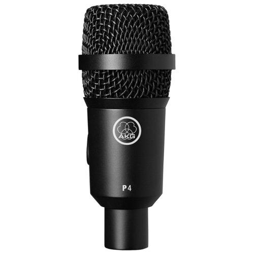 Микрофон AKG P4 черный микрофон akg c411pp черный