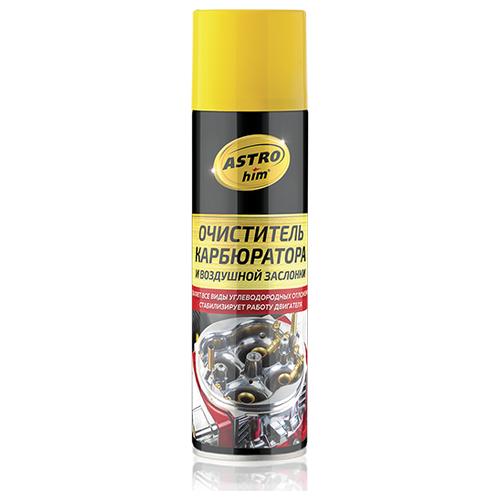 ASTROhim Очиститель карбюратора (аэрозоль) 0.335 л очиститель карбюратора 450мл аэрозоль