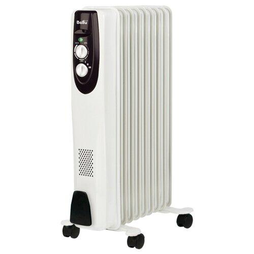 Масляный радиатор Ballu Classic BOH/CL-09 белый масляный радиатор ballu boh cl 07wrn 1500