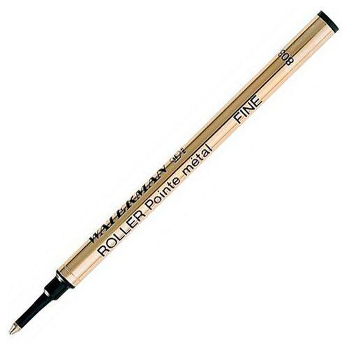 Купить Стержень для роллера Waterman 1964018/1964019 F (1 шт.) черный, Стержни, чернила для ручек