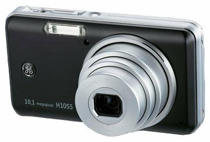 Фотоаппарат General Electric H1055