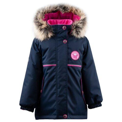 Купить Куртка KERRY Miriam K1942 размер 110, 229 темно-синий, Куртки и пуховики