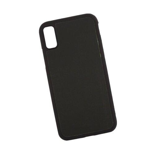 Чехол Liberty Project Термо-радуга для Apple iPhone X черный/зеленыйЧехлы<br>