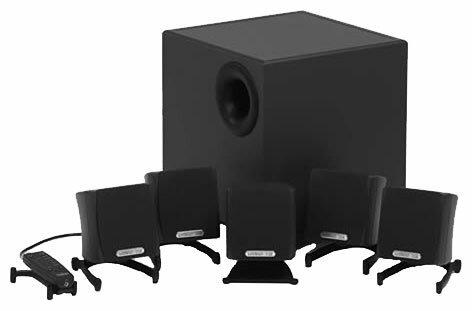 Компьютерная акустика Creative MegaWorks THX 5.1 550