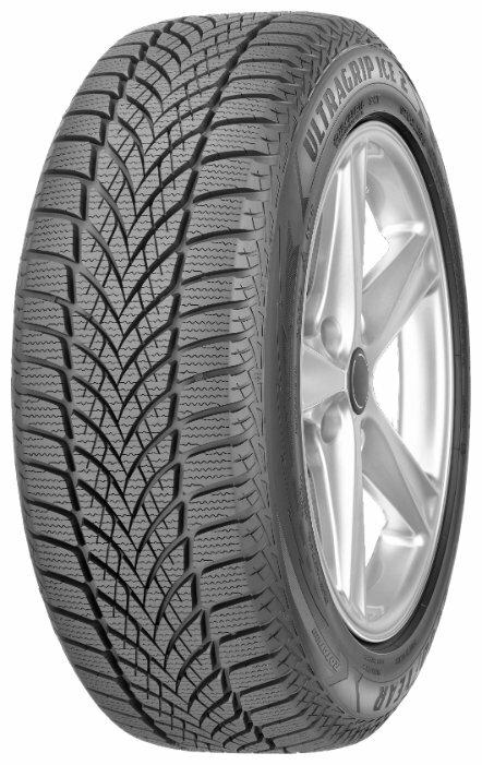 Автомобильная шина GOODYEAR Ultra Grip Ice 2 195/60 R15 88T зимняя