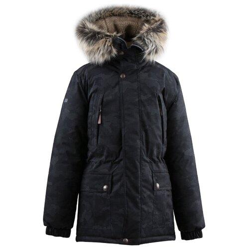 Купить Парка KERRY KARL K19469 A размер 146, 9892 черный, Куртки и пуховики
