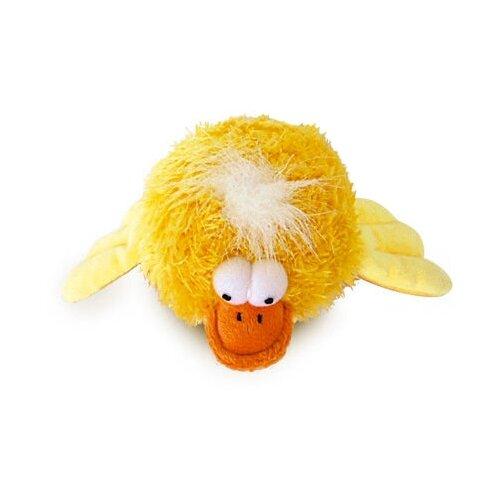 Набор игрушек для собак GiGwi Dog Toys Утка с теннисным мячом (75089) желтый набор игрушек для ванны росигрушка утка и утята